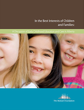 A Discussion of Early Childhood Education and Care in Alberta