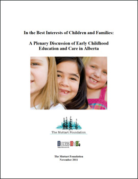 A-Plenary-Discussion-of-Early-Childhood-Education-and-Care-in-Alberta