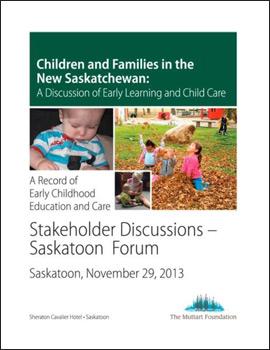 Saskatoon-Forum
